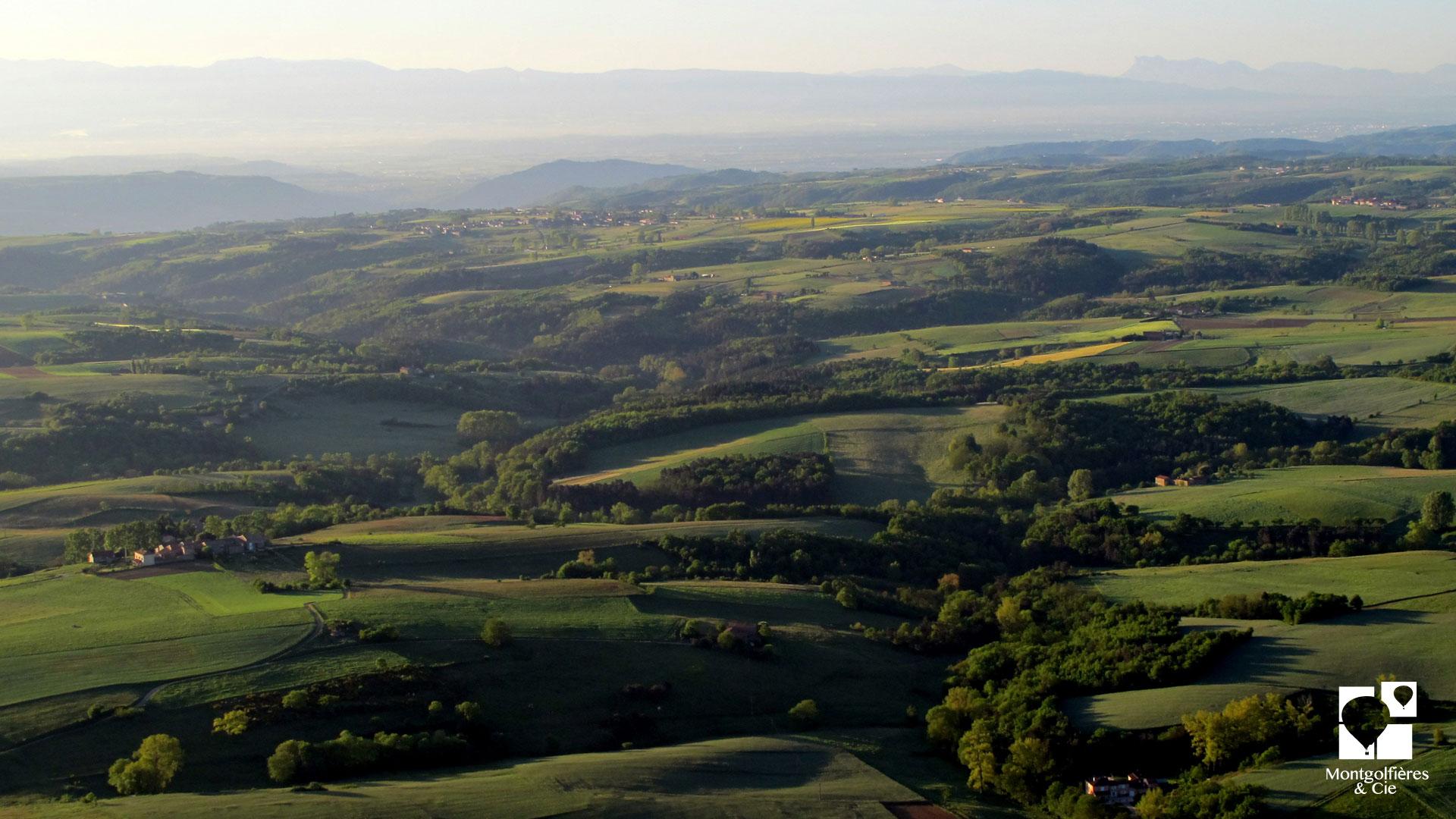 Montgolfières et Cie Annonay Ardèche