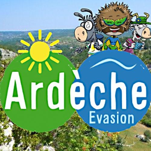 ARDECHE EVASION Montgolfières et Cie Annonay Ardèche Montgolfière Voyage voler vol Rhône-Alpes