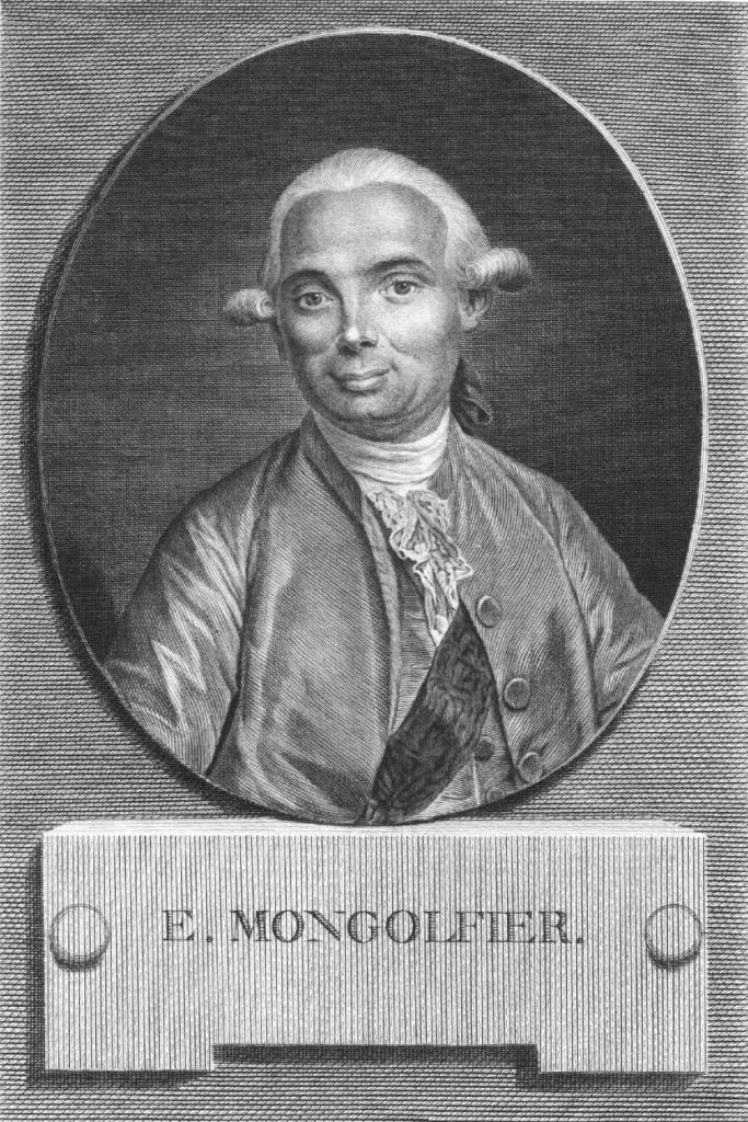 Histoire de la Montgolfière Montgolfières et Cie Annonay Ardèche Montgolfière Voyage voler vol Rhône-Alpes