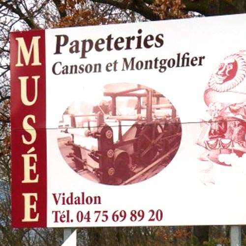MUSÉE CANSON ET MONTGOLFIER Montgolfières et Cie Annonay Ardèche Montgolfière Voyage voler vol Rhône-Alpes